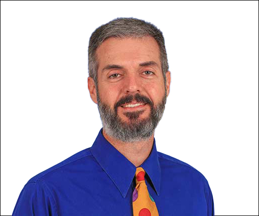 Head shot photo of David Kyle
